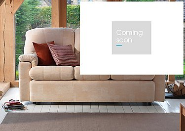 Chloe 3 Seater Fabric Recliner Sofa in  on Furniture Village