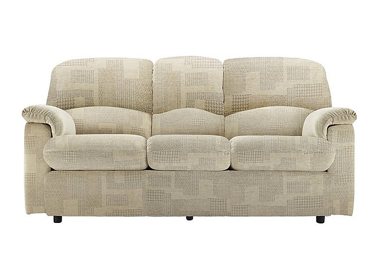 Chloe 3 Seater Small Fabric Sofa G Plan Furniture Village