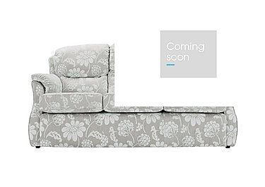 Florence 3 Seater Fabric Sofa in C650 Harmony Powder on Furniture Village