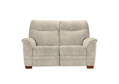 Hudson 2 Seater Fabric Sofa