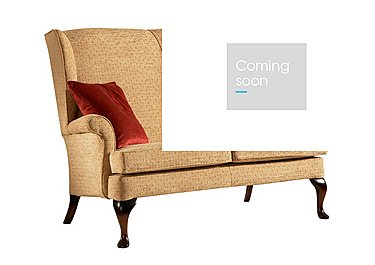 Penshurst 2 seater Fabric Sofa in B50321-346 Jet Honey on Furniture Village