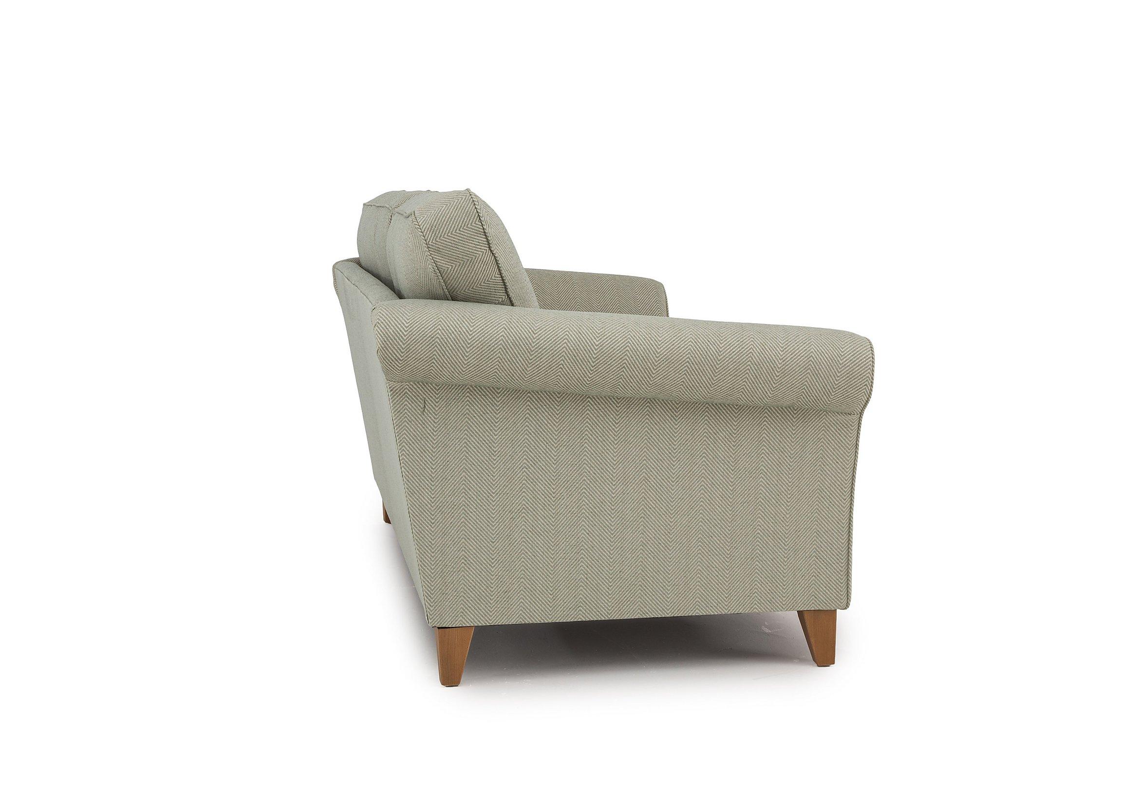 High Street Regent Street 3 Seater Fabric Sofa - Furniture Village
