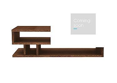 Elmari Coffee Table in Dark Finish on Furniture Village