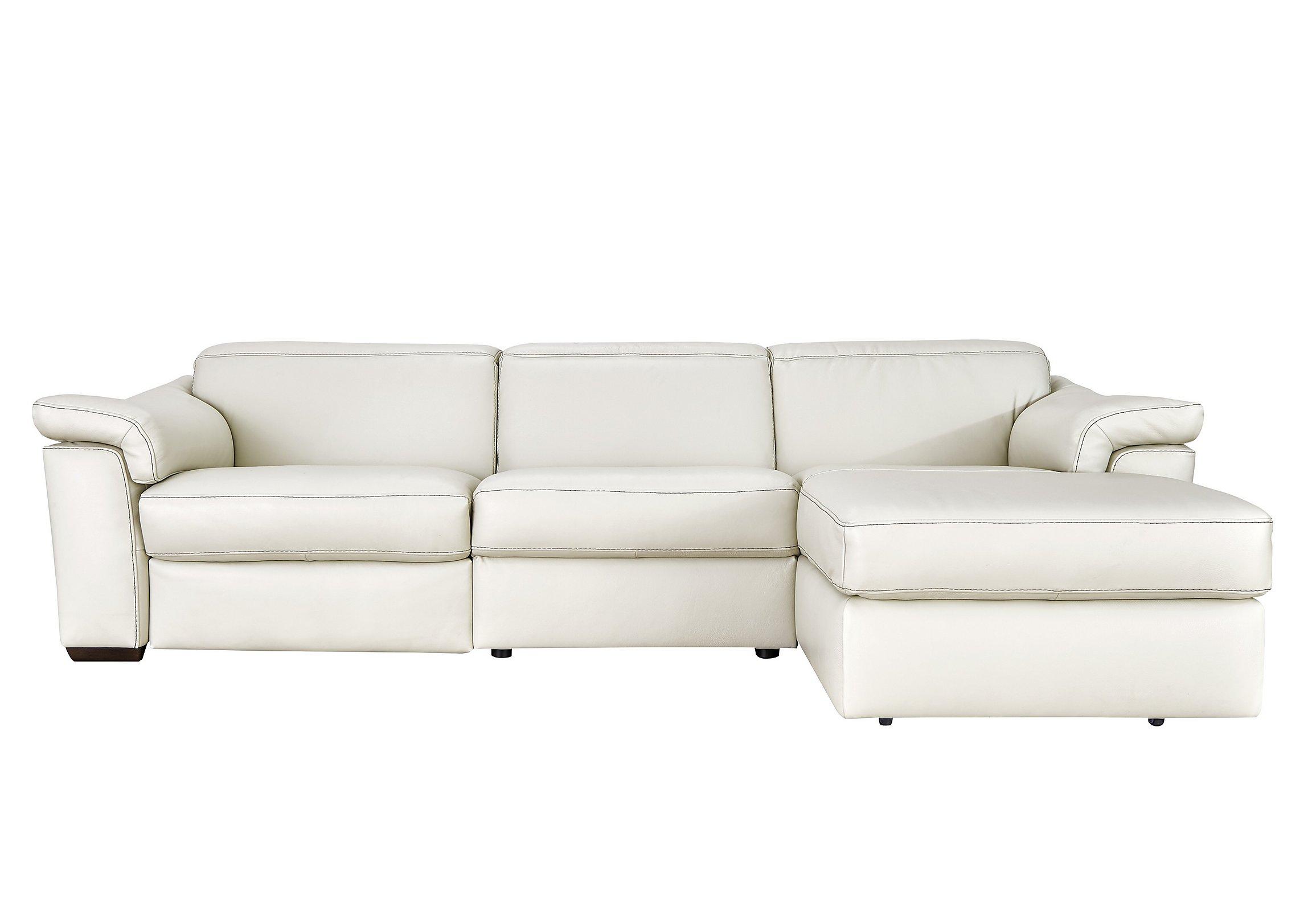 white w furniture leather seater zoom h right editions sofa recliner natuzzi dream no sensor left
