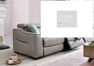 Elixir 2 Seater Leather Recliner Sofa in  on Furniture Village