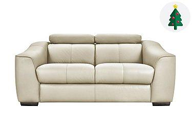 Elixir 3 Seater Leather Recliner Sofa Furniture Village