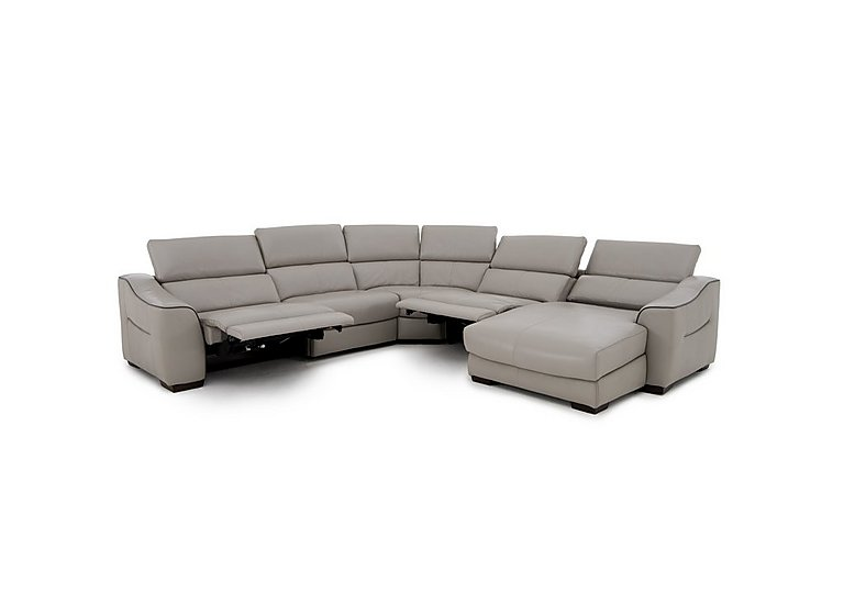 Elixir Leather Recliner Corner Sofa  sc 1 st  Furniture Village : recliner corner sofas - islam-shia.org