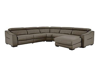 Leather Corner Sofas & Chaise Sofas - Furniture Village