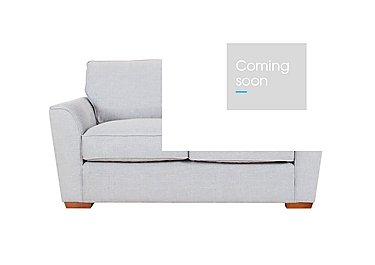 Fable 2 Seater Fabric Sofa in Barley Silver All Over Lht Ft on Furniture Village