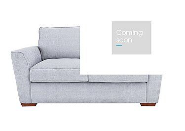 Fable 3 Seater Fabric Sofa in Barley Silver All Over Lht Ft on Furniture Village