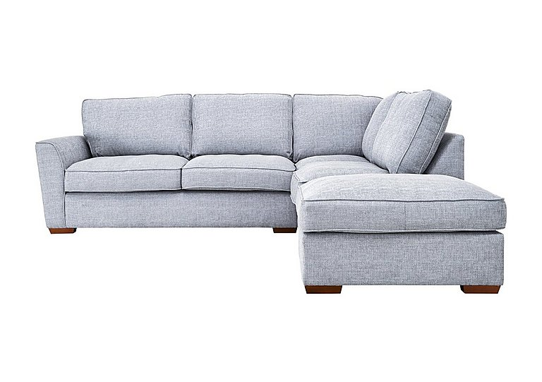 Fable fabric corner sofa furniture village for Furniture village sofa