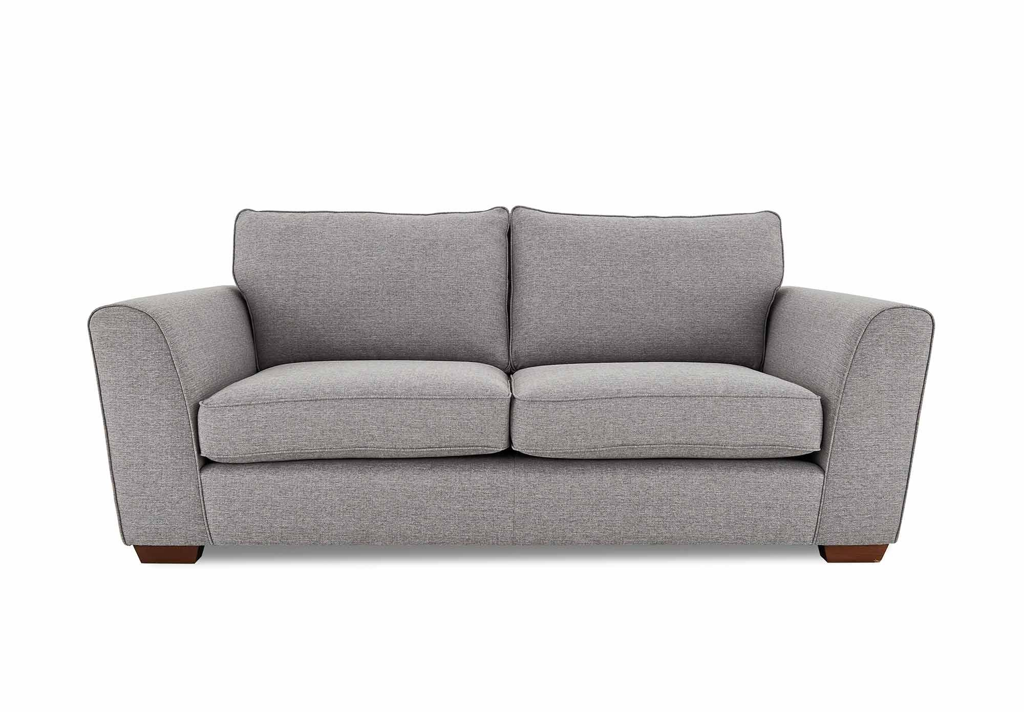 sofa bed chairs. High Street Oxford 3 Seater Fabric Sofa Bed Chairs D