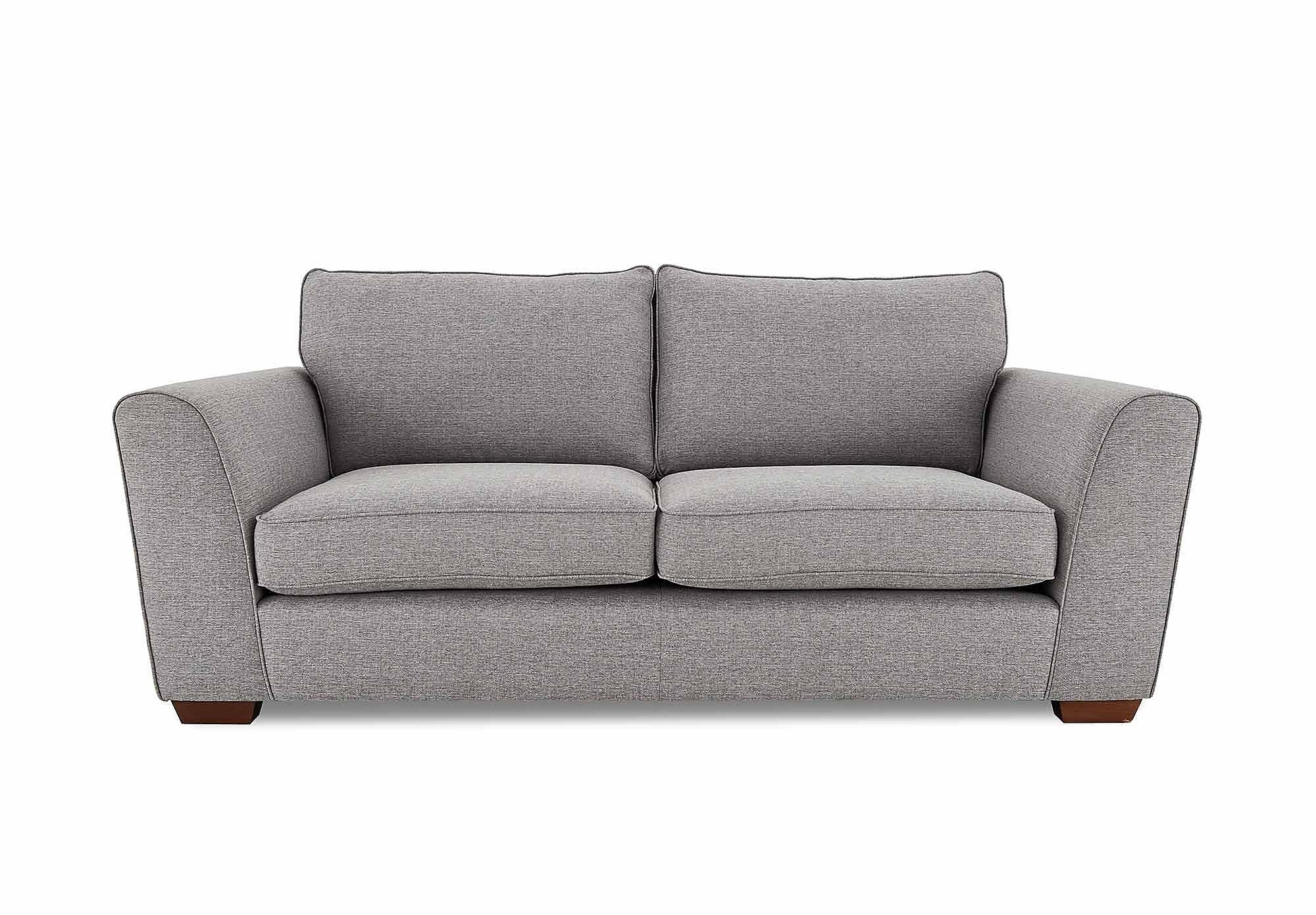High Street Oxford Street 3 Seater Fabric Sofa Bed Furniture Village