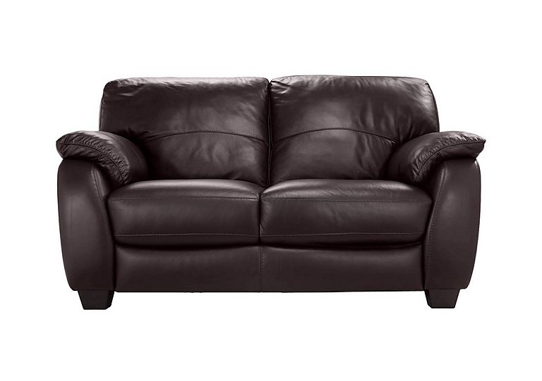 Moods 2 Seater Leather Sofa Bed World Of Leather Furniture Village