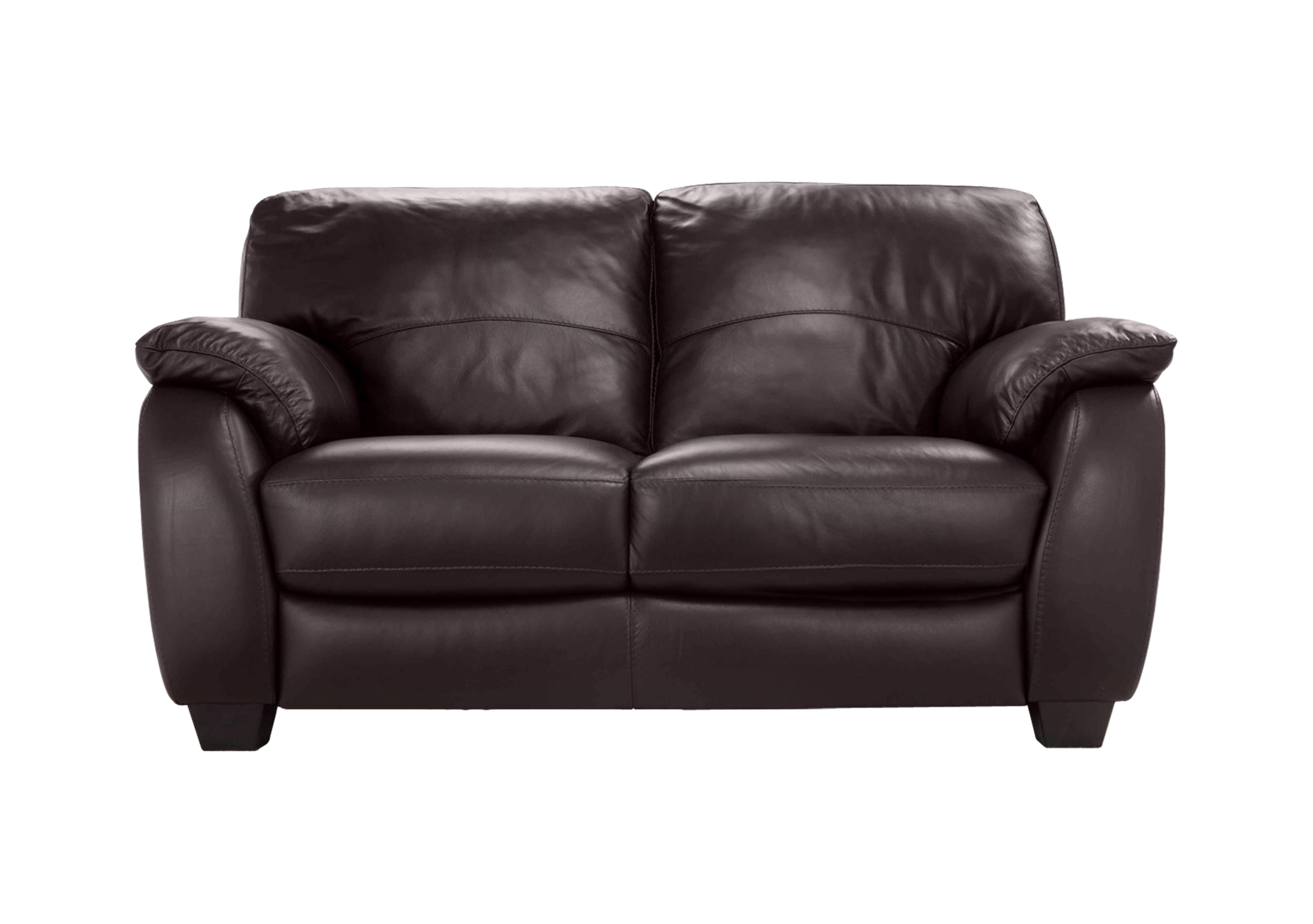 Moods 2 Seater Leather Sofa Furniture Village