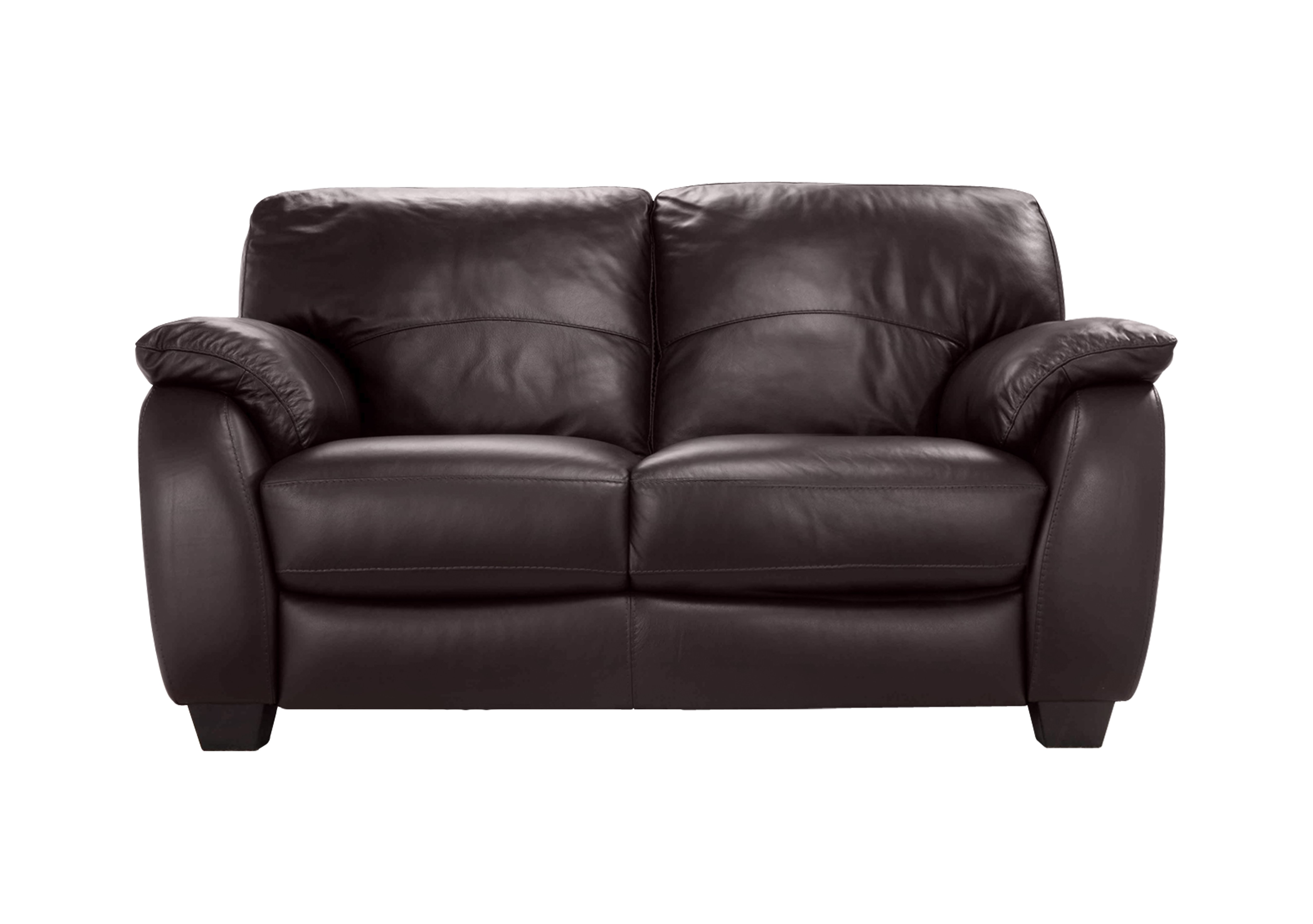 Moods 2 Seater Leather Sofa Furniture Village