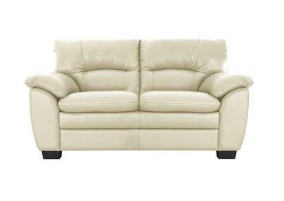 Blaze 2 Seater Leather Sofa