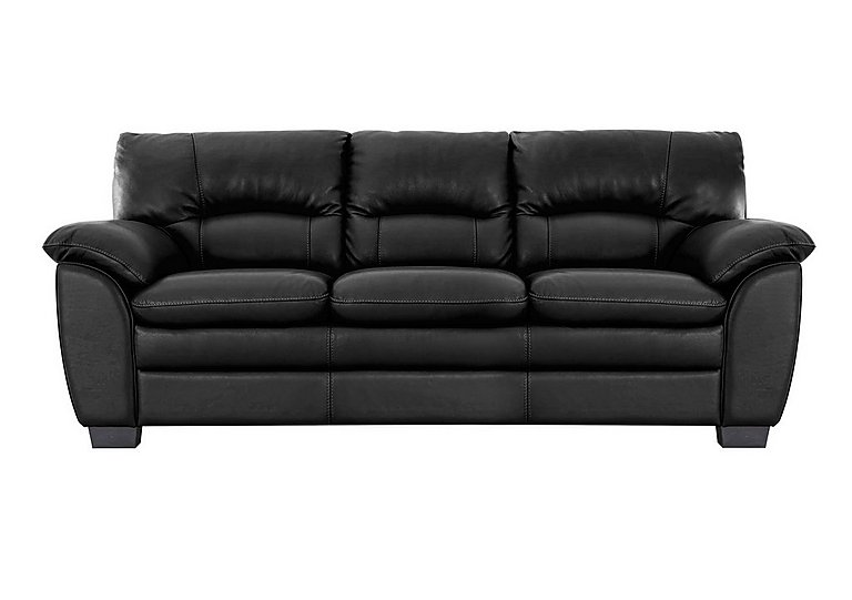 Blaze 3 Seater Leather Sofa - World of Leather - Furniture Village