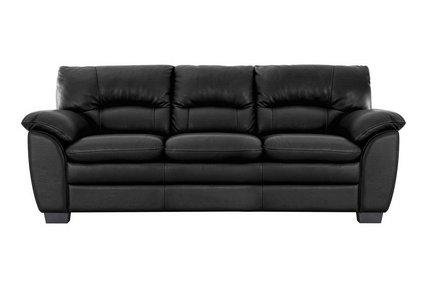 Blaze 3 Seater Leather Sofa - World of Leather - Furniture ...