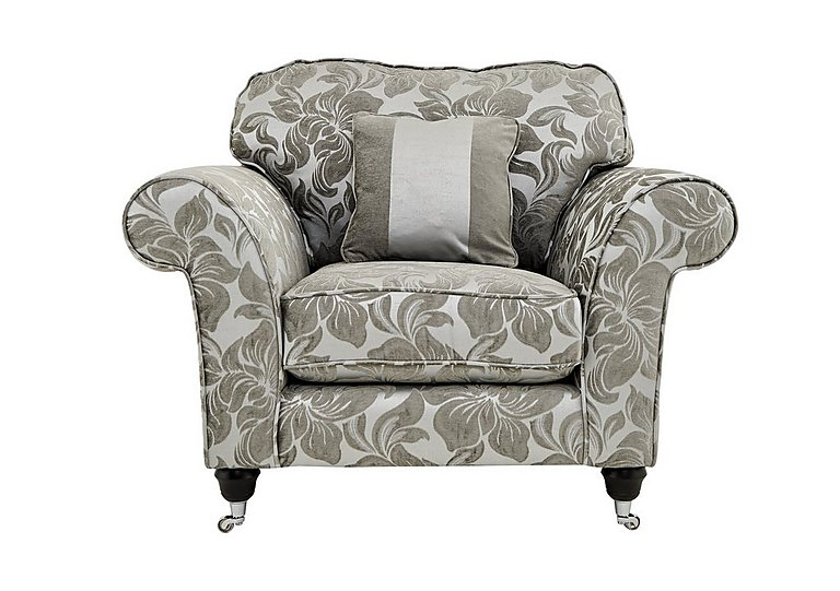 Wellington Fabric Armchair - Furniture Village