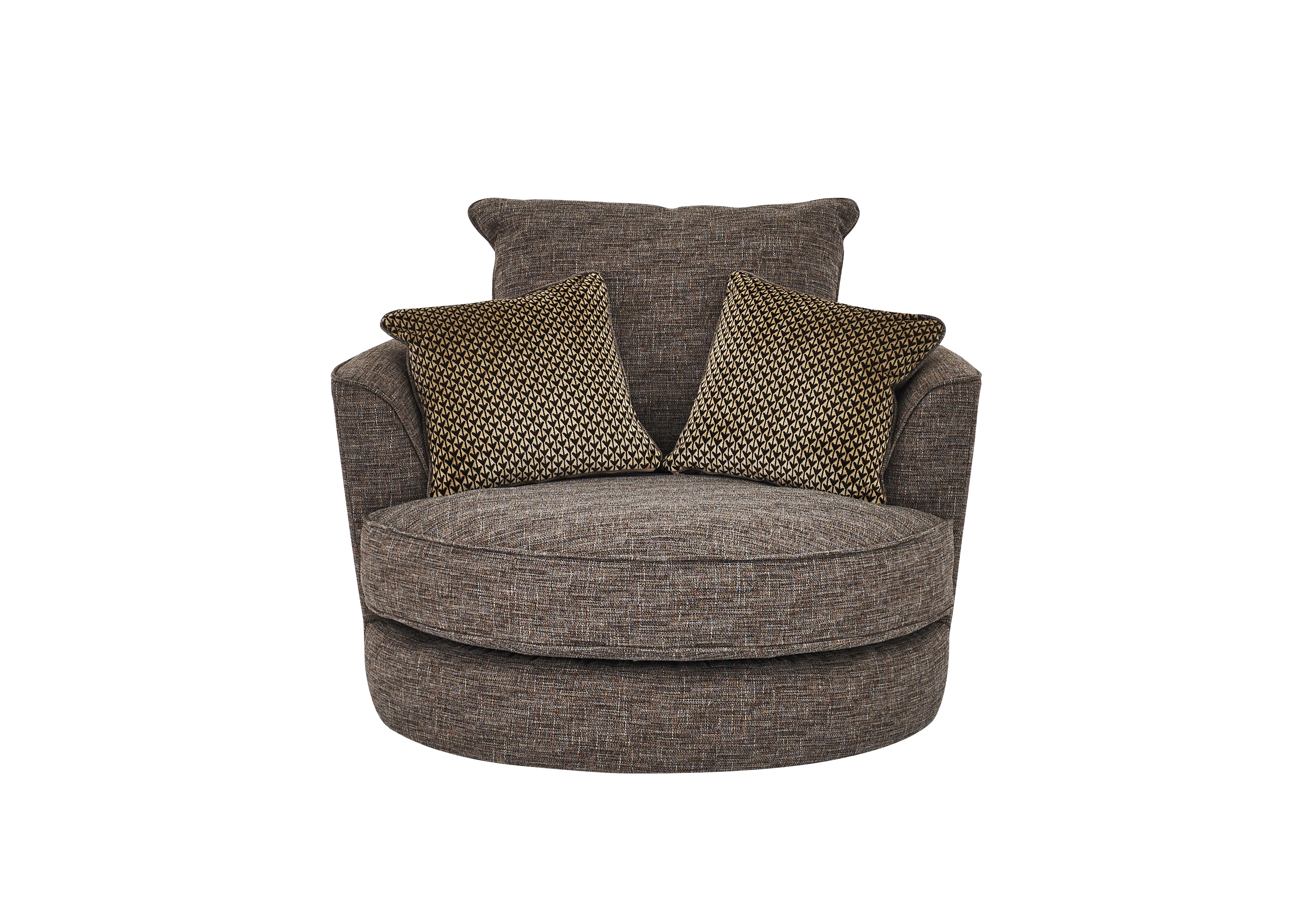 Bailey Swivel Armchair