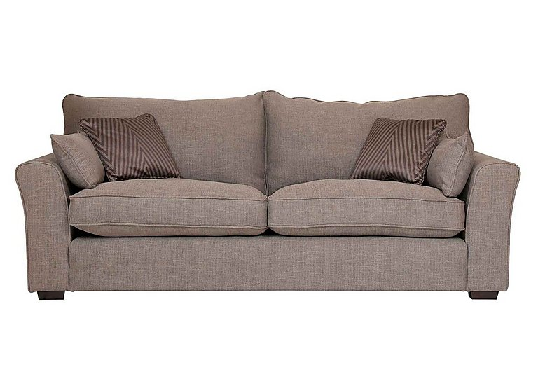 Remus 4 Seater Fabric Sofa in F42614l on Furniture Village