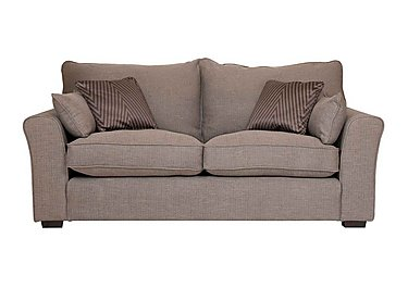 Remus 3 Seater Fabric Sofa in F42614l on Furniture Village