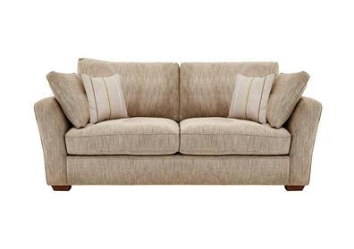 Otto 3 Seater Fabric Sofa Furniture Village