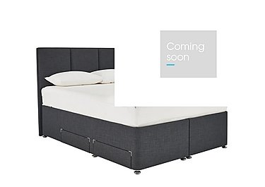 Solutions 4 Drawer Ottoman Base in  on Furniture Village