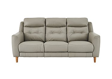 Silver 3 seater sofas three seater sofa beds furniture for Furniture village sofa beds