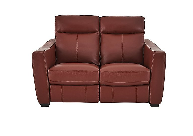 Compact Collection Midi 2 Seater Leather Recliner Sofa  sc 1 st  Furniture Village & Compact Collection Midi 2 Seater Leather Recliner Sofa - Furniture ... islam-shia.org