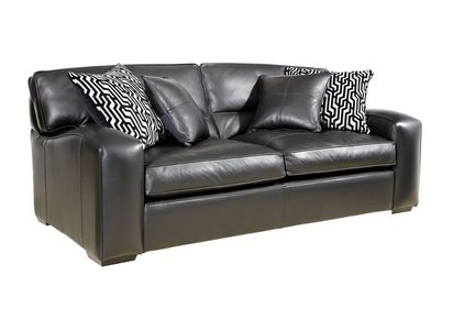 Liberty 4 Seater Leather Sofa