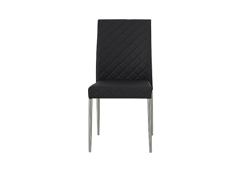 Fuze Dining Chair in Black on Furniture Village