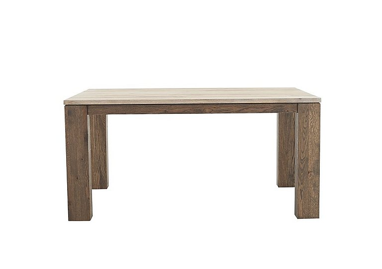 Ludo Extending Dining Table in Clay on Furniture Village