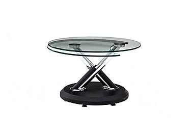 Twist Coffee Table in Black on Furniture Village