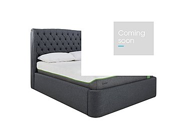 Holcot Ottoman Bed Frame in Ash on Furniture Village