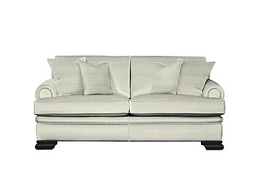 Bardot 3 Seater Fabric Sofa in Dolce Magnesium on Furniture Village
