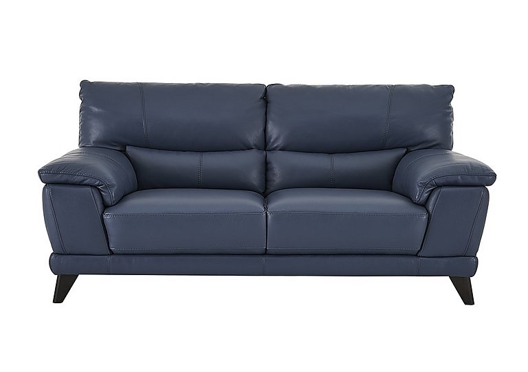 Pacific 2.5 Seater Leather Sofa