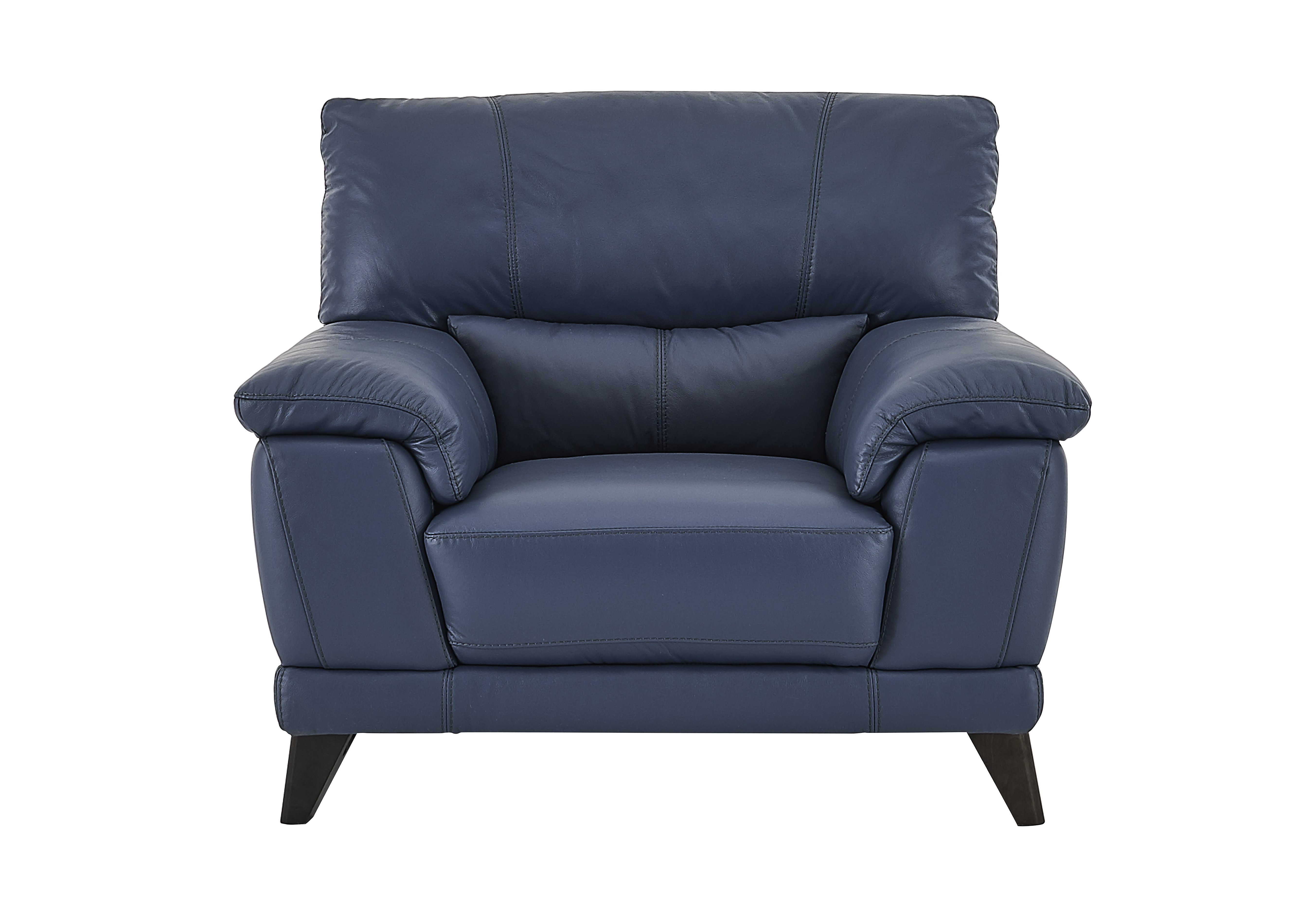 Pacific Leather Armchair Furniture Village