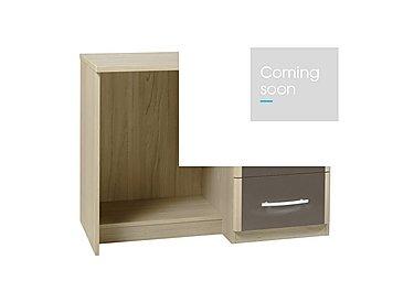 Kingsley Dressing Table in Atv - Tristan Grey on Furniture Village