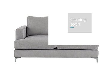 Sofia 2 Seater Fabric Sofa in 13166-18623 Boda Onyx on Furniture Village