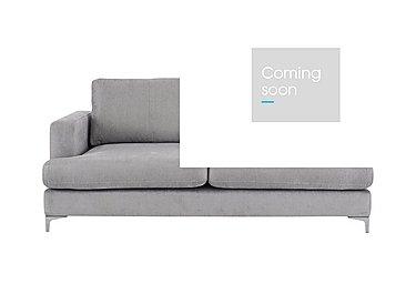 Sofia 2.5 Seater Fabric Sofa in 13166-18623 Boda Onyx on Furniture Village