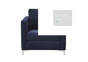 Sofia Fabric Armchair in 11 Bellagio Azure on Furniture Village