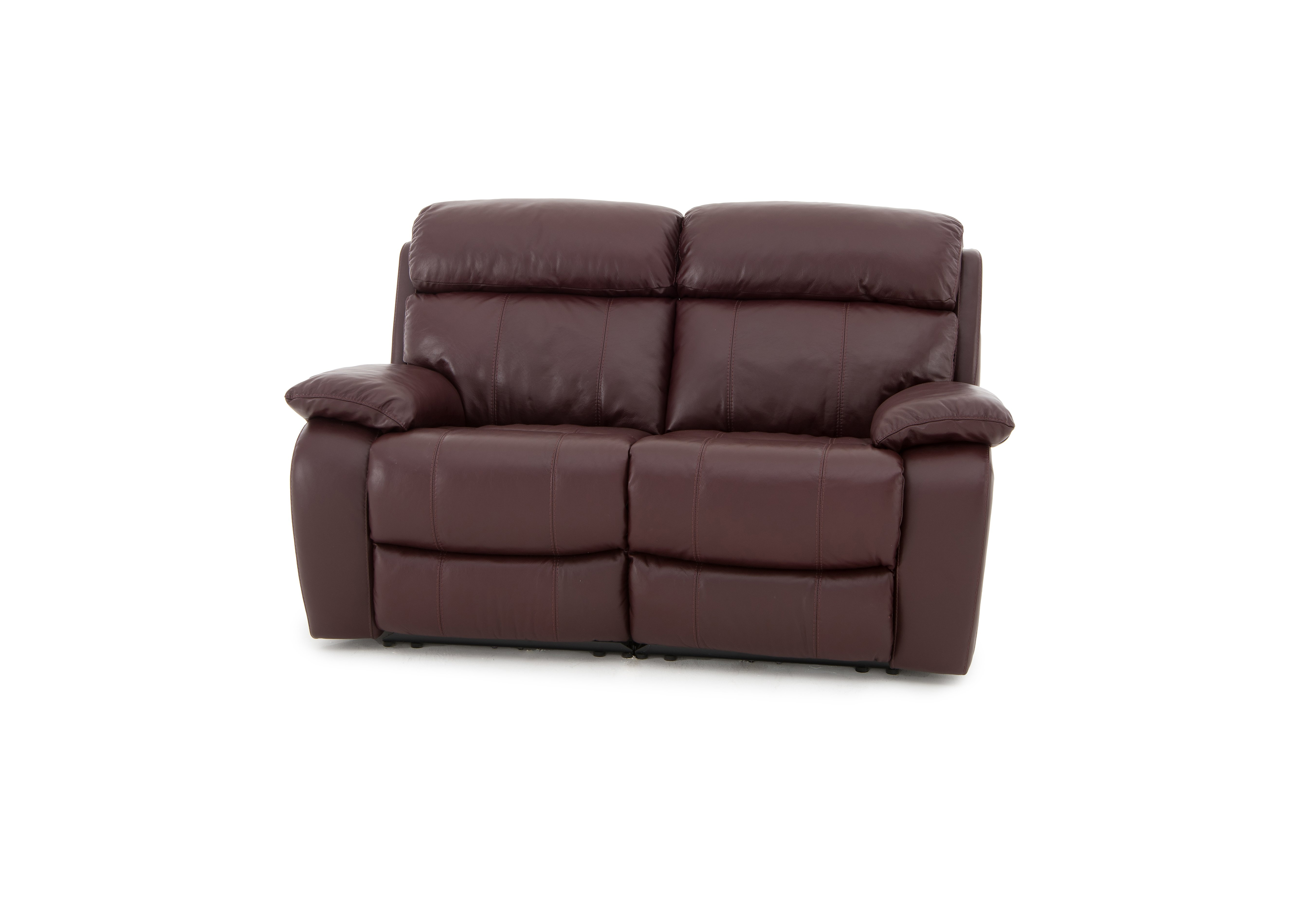 Moreno 2 Seater Leather Recliner Sofa World Of Leather
