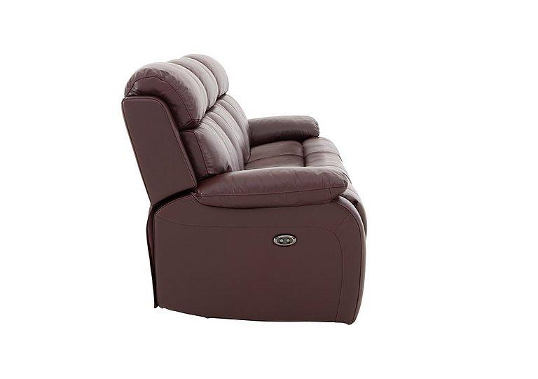 Moreno 3 Seater Leather Recliner Sofa  sc 1 st  Furniture Village & Moreno 3 Seater Leather Recliner Sofa - Furniture Village islam-shia.org