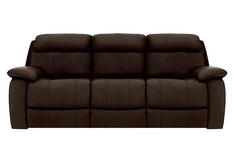 3 Seater Recliner Sofa Www Gradschoolfairs Com