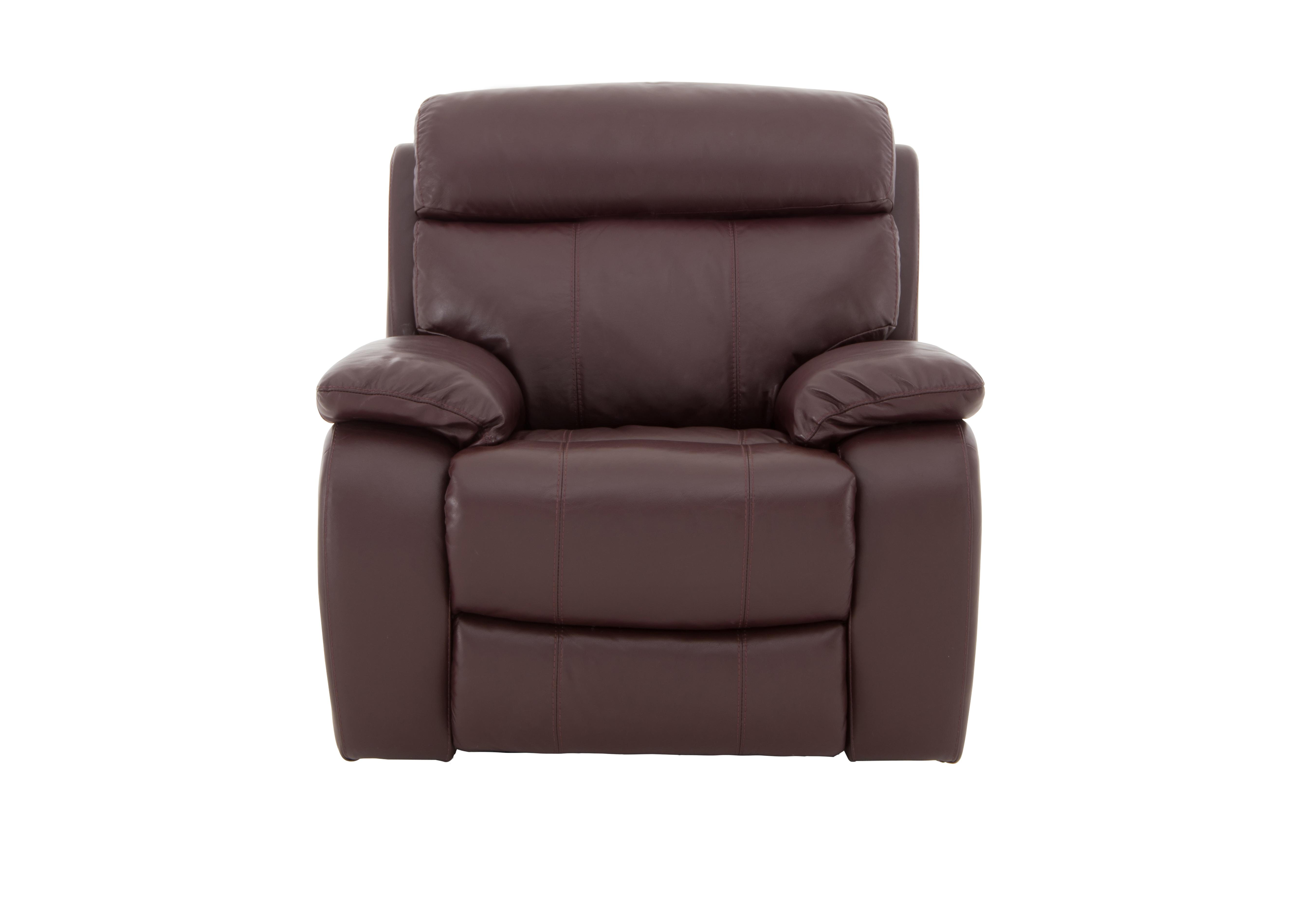 Free power upgrade. Save £200. Moreno Leather Recliner Armchair  sc 1 st  Furniture Village & Recliner armchairs - Furniture Village islam-shia.org
