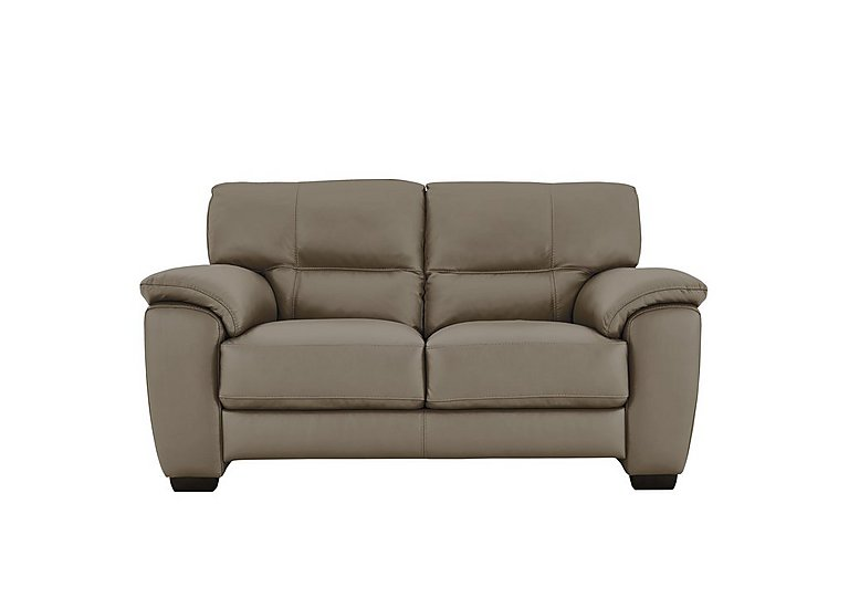 Superieur Shades 2 Seater Leather Sofa
