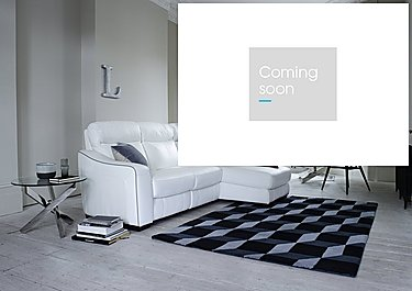Cressida 3 Seater Leather Recliner Sofa in  on Furniture Village