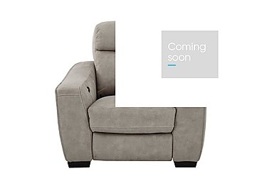 Cressida Fabric Recliner Armchair in Bfa-Blj-R946 Silver Grey on Furniture Village